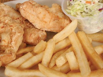 FISH 'N' CHIPS FUNDRAISER