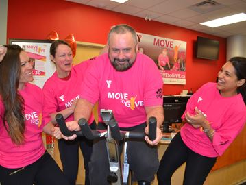 Move to Give helps residents access YMCA services in Collingwood, Wasaga