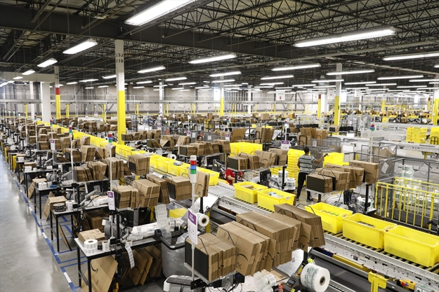 amazon  open  million square foot fulfillment centre  caledon caledonenterprisecom