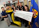 Bram Firefighters Donate to MD