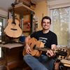 Luthier Mike Coleman