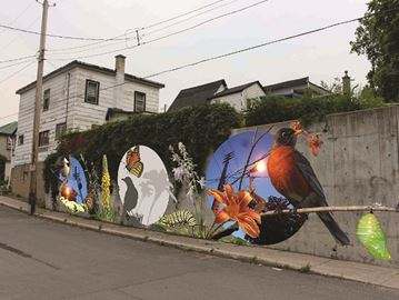 Street mural coming to Hintonburg