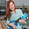 Buskers audition in Barrie