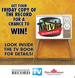 TV Trivia Contest