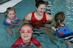 YMCA swimming lessons