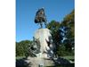 The Orillia Chamber of Commerce explains the history of the scrapped Perch Monument