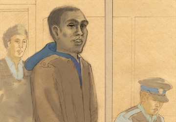 Mall shooter's paranoia a lie, Crown says-Image1