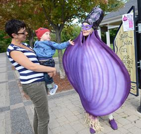 Purple Onion Festival promo