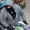 Newmarket robbery suspect