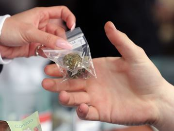 Cannabis dispensaries had booths set up with marijuana for sale at the annual 420 Toronto event in April. Recently retired Niagara Regional Police chief Jeff McGuire told Thorold Mayor Ted Luciani in a new letter this police in Niagara will continue to crack down on illegal dispensaries until such time as the federal government legalizes cannabis.