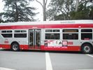 Vancouver Hybrid Electric Bus