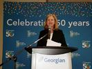 Georgian College kicks off 50th anniversary celebration in Barrie