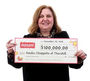 Merry Money winner