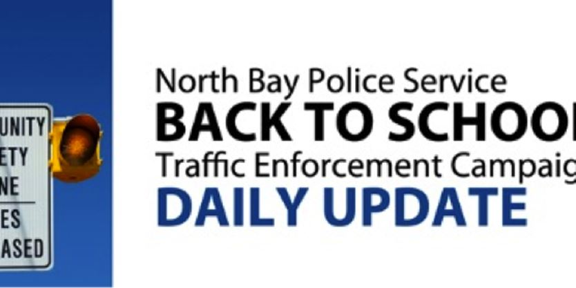 No School Bus Infractions Yet To Report In North Bay Safety Blitz