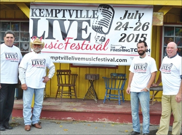 First ever Kemptville Live Music Festival to bring big names to town i– Image 1