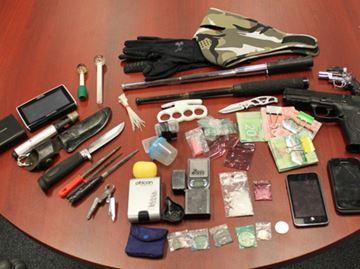 Three arrested after Welland drug bust