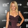 Malin Akerman's young son says swear words-Image1