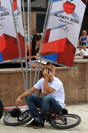 Muted reaction in Almaty as Kazakh city's Olympic bid fails-Image1