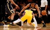 Lakers' D'Angelo Russell slips, mildly sprains knee ligament-Image1