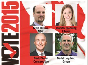 Flamborough-Glanbrook election candidates
