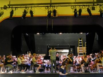 Outstanding performance by Meaford high school's senior orchestra