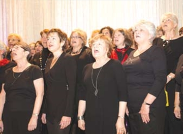 Women invited to sing at new afternoon choir– Image 1
