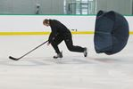 LA Kings player trains in Orillia