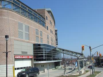 Fewer flu cases at Orillia hospital