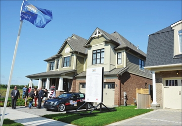 CHEO lottery's 2014 Dream Home opens for tours in Manotick– Image 1