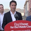 Justin Trudeau flatly rules out Liberal-NDP coalition