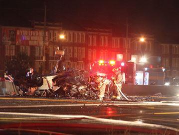 Highway 400 fatal crash