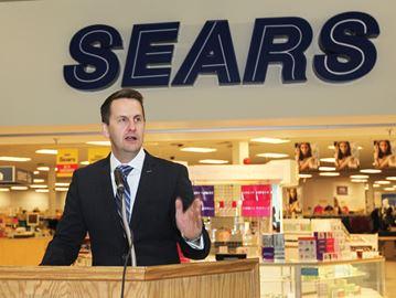 Sears celebrates 25 years