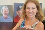Portraits by local artist to be shown at Penetanguishene museum