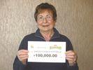 Stittsville woman wins $100,000