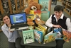 Library targets reluctant readers