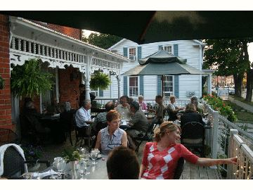 Ontario inns—enjoy a historic, culinary getaway in historic Georgetown