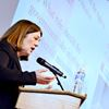 Health Minister Philpott Addresses Students