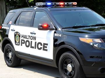 Discover policing in Halton