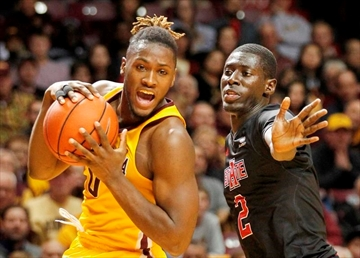 Gophers could have Springs in their step vs. Badgers-Image1