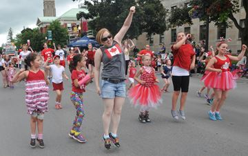 Peterborough Canada Day Parade