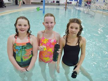 Goulbourn Sea Hawks Swim Club holds Swim-A-Thon