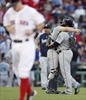Mariners sweep Red Sox