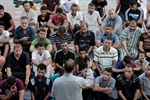 Israel denies striking Gaza hospital, park-Image1