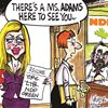 Today's cartoon: Eve Adams
