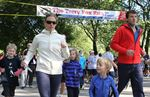 The sun shone on Oakville Terry Fox Run for a record year