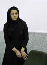 Woman hanged