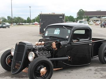 "1936 Ford Pickup ""Copperhead"""