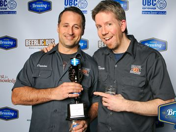 Orange Snail Brewers wins silver at Ontario Brewing Awards