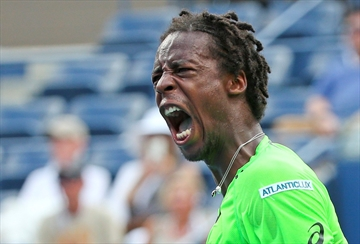 Following his own rules, Monfils into US Open QFs-Image1