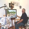 Windsor Profile: Stroke of genius with artist Robert Bishop